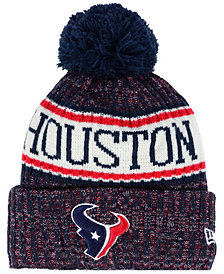 New Era Boys' Houston Texans Sport Knit Hat