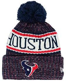 New Era Boys' Houston Texans Sport Knit Hat