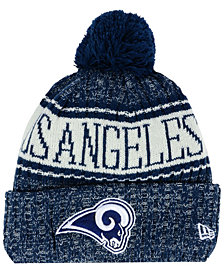 New Era Boys' Los Angeles Rams Sport Knit Hat