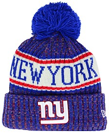 New Era Boys' New York Giants Sport Knit Hat