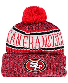 Boys' San Francisco 49ers Sport Knit Hat