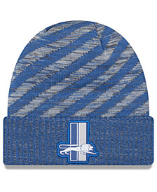 New Era Detroit Lions Touch Down Knit Hat
