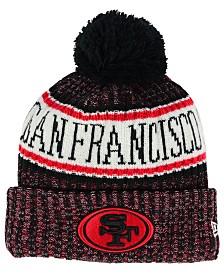 New Era Boys' San Francisco 49ers Sport Knit Hat