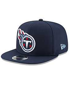 New Era Tennessee Titans Meshed Mix 9FIFTY Snapback Cap