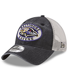 New Era Baltimore Ravens Patched Pride 9TWENTY Cap