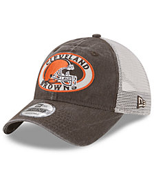 New Era Cleveland Browns Patched Pride 9TWENTY Cap