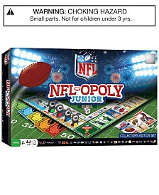 MasterPieces Puzzle Company NFL-opoly Junior Game