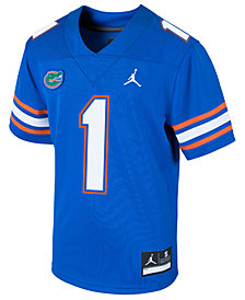 Jordan Florida Gators Replica Game Jersey, Big Boys (8-20)