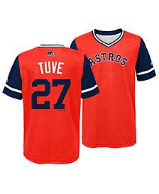 Majestic Jose Altuve Houston Astros Players Weekend Jersey, Big Boys (8-20)