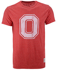 Retro Brand Men's Ohio State Buckeyes Mock Twist T-Shirt