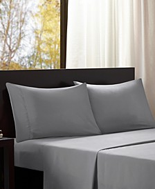 Microfiber 3-PC Twin Sheet Set
