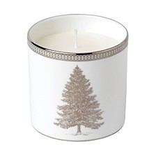 Winter White Candle Earl Grey/Chocolate