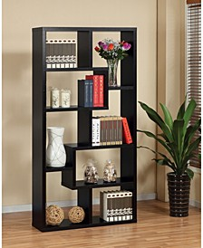 Taki Modern Open Bookcase
