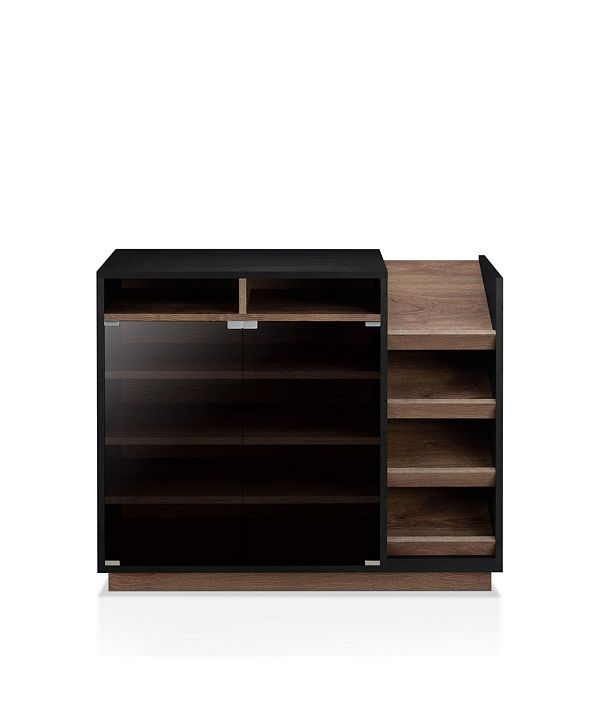 Furniture of America Nostrom Modern Shoe Cabinet