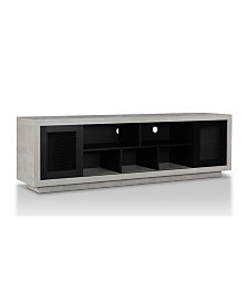 Oox Industrial TV Stand