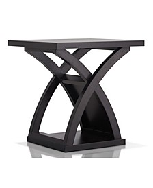 Porthos X-Base End Table