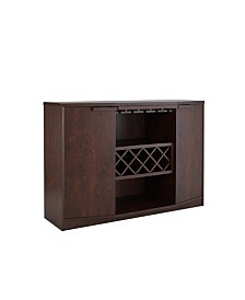 Bruno Wine Rack Buffet