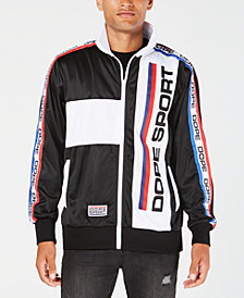 DOPE Men's Colorblocked Training Day Track Jacket