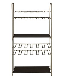 Organize it All Stackable Boots Rack