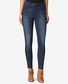 Jessica Simpson Juniors' Curvy High Rise Skinny Jeans