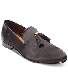 Tallia Men's Eduardo Tassel Loafers
