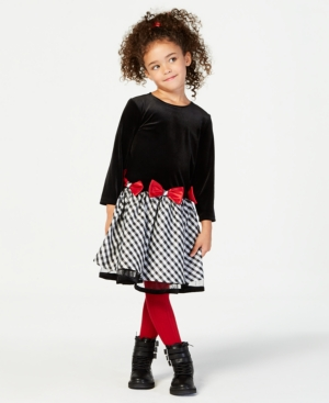Jayne Copeland Plaid-Skirt...