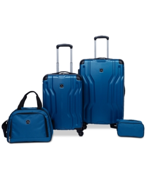 Tag Legacy 4-Pc. Luggage Set, Created for Macy's