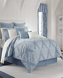 Piper & Wright Ansonia Blue California King Comforter Set