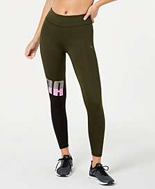 Puma dryCELL Logo Ankle Leggings