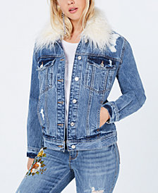 GUESS Warp 90s Icon Trucker Jacket