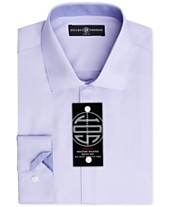 fa576d31e1 Society of Threads Men s Slim-Fit Non-Iron Performance Solid Dress Shirt