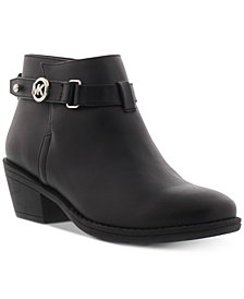 Michael Kors Little & Big Girls Fia Harland Booties