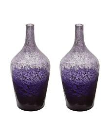 Plum Ombre Bottles - Set of 2