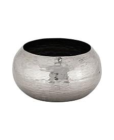 Hammered Oblong Bowl- Large