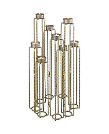 Ascencio Hinged Candle Holders