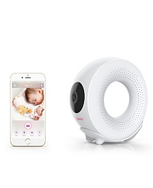 iBaby Monitor M2S Plus Smart Baby Monitor w/ Safety Features