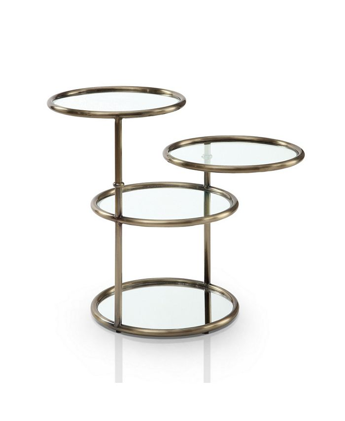Furniture of America - Loli End Table, Quick Ship