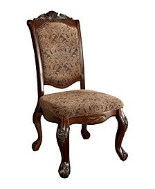 Fellin Antique Cherry Side Chair (Set of 2)