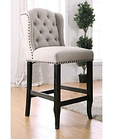 Langly Tufted Upholstered Bar Stool (Set of 2)