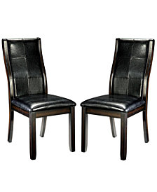 Egnew Upholstered Side Chair (Set of 2)
