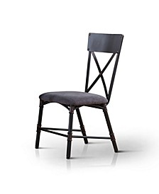 Bodah X-Back Side Chair (Set of 2)