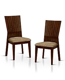 Jocan Side Chair (Set Of 2), Quick Ship