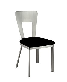 Genaveve Metal Dining Chair (Set of 2)