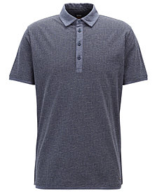 BOSS Men's Cotton Polo