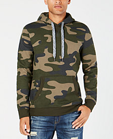 American Rag Men's Camo Hoodie, Created for Macy's