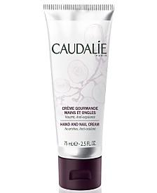 Caudalie Hand & Nail Cream, 2.5-oz.