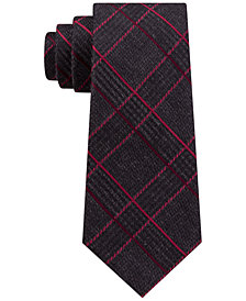 Michael Kors Men's Roped Glen Plaid Tie