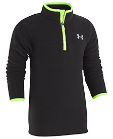 Under Armour Toddler Boys 1/4-Zip Fleece Shirt