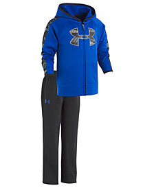 Under Armour Toddler Boys 2-Pc. Trave Hoodie & Pants Set