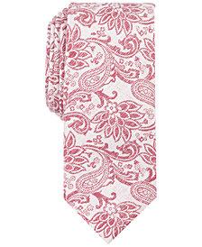 Tallia Men's Otecka Paisley Skinny Tie